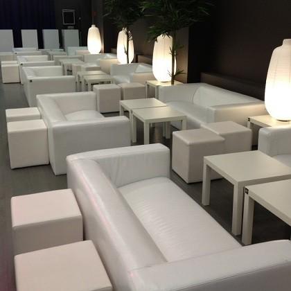 Verhuur Lounge meubilair