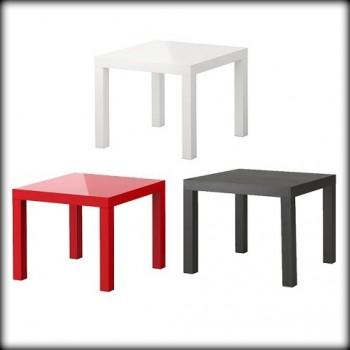 SET 5 Kleine Lounge Tafels