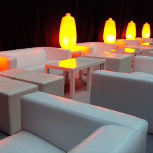 VIP Lounge 50 personen